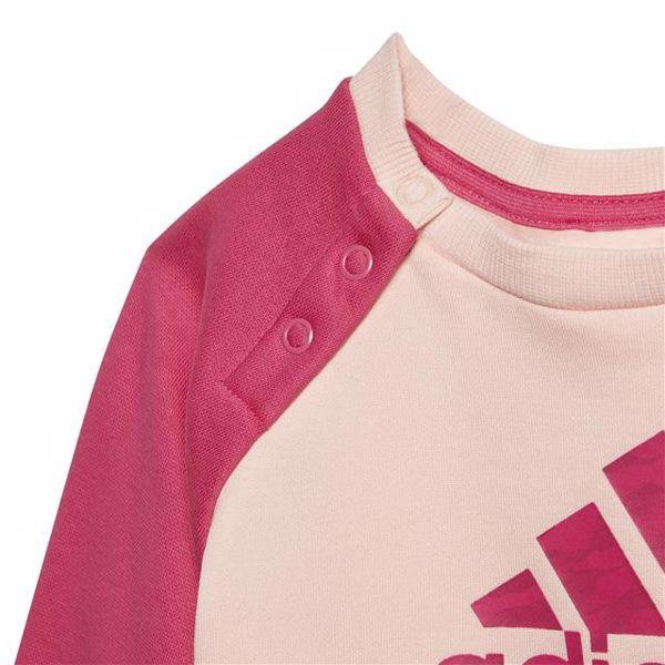 adidas DJ1576 Rose-Pink-Grey jogging - Brendon - 128333
