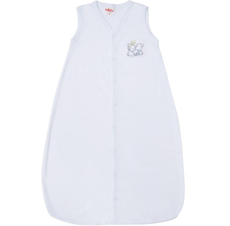 Bollaby Siracusa G/O/U White Mice bavlnený spací vak - Brendon - 129151