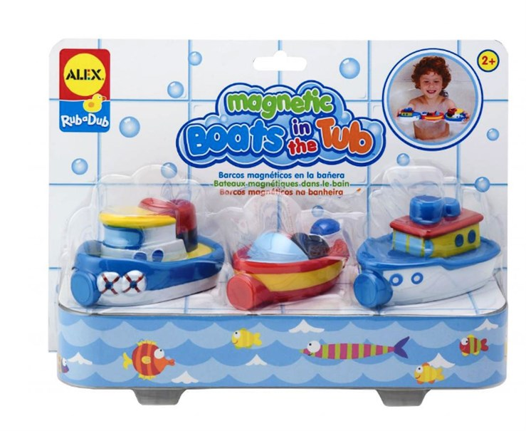Alex Magnetic Boats In The Tub  hajó - Brendon - 130646