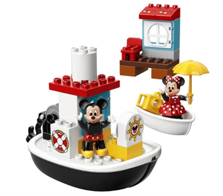 LEGO DUPLO Mickey's Boat 10881  építőjáték - Brendon - 131000