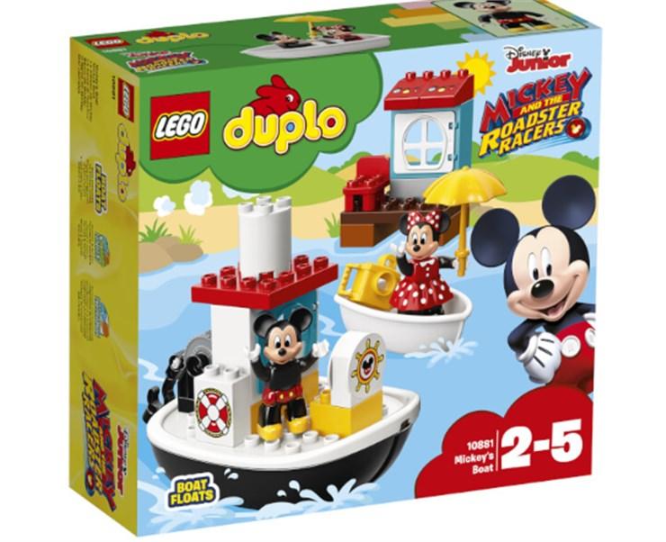 LEGO DUPLO Mickey's Boat 10881  építőjáték - Brendon - 131002