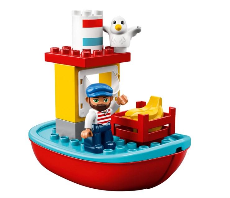LEGO DUPLO Cargo Train 10875  építőjáték - Brendon - 131010