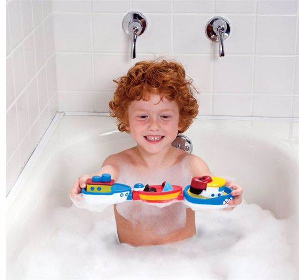 Alex Magnetic Boats In The Tub  loďka - Brendon - 131644