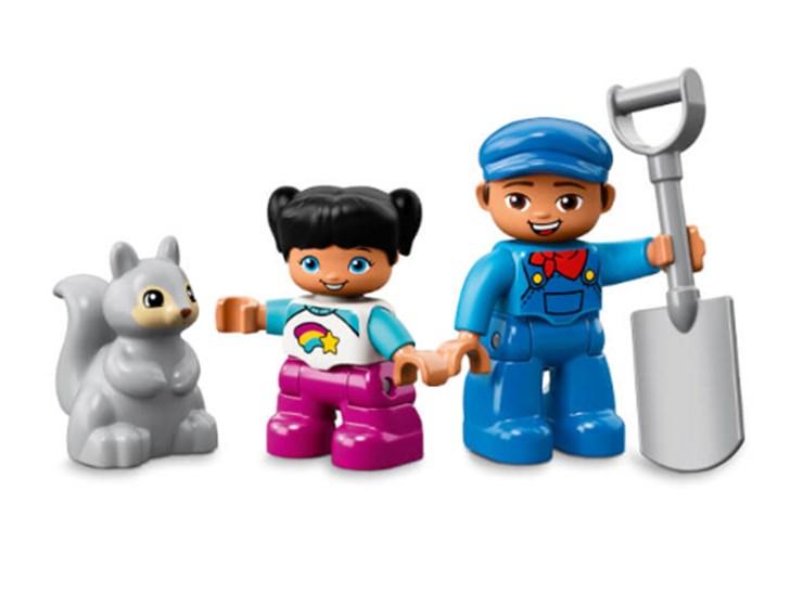 LEGO DUPLO Steam Train 10874  stavebnica - Brendon - 131996