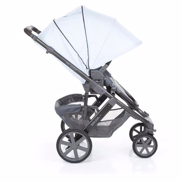 ABC Design Salsa 4 with Carrycot Ice babakocsi - Brendon - 134158