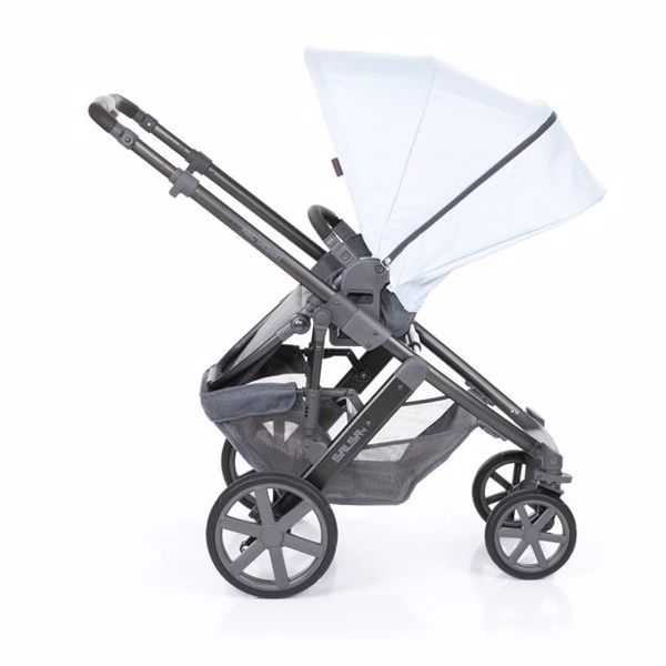 ABC Design Salsa 4 with Carrycot Ice babakocsi - Brendon - 134159