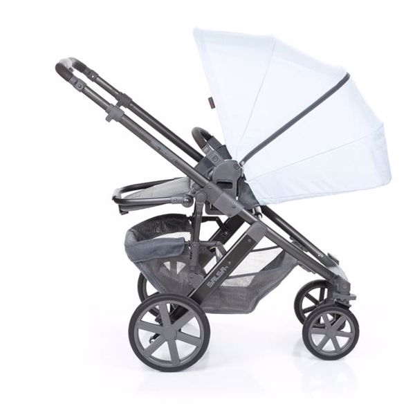 ABC Design Salsa 4 with Carrycot Ice babakocsi - Brendon - 134160