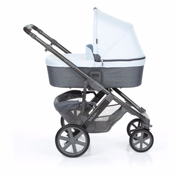 ABC Design Salsa 4 with Carrycot Ice babakocsi - Brendon - 134161