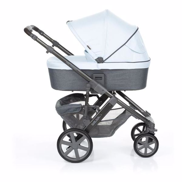ABC Design Salsa 4 with Carrycot Ice babakocsi - Brendon - 134162