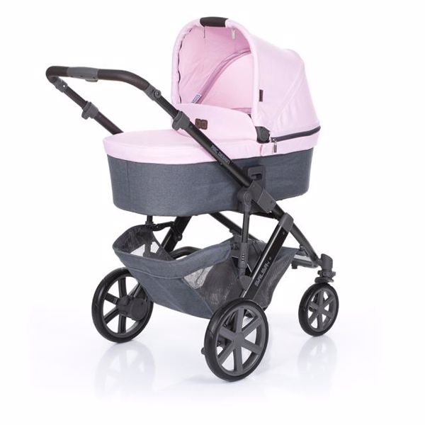 ABC Design Salsa 4 with Carrycot Rose babakocsi - Brendon - 134192
