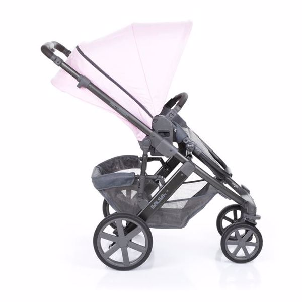 ABC Design Salsa 4 with Carrycot Rose babakocsi - Brendon - 134193