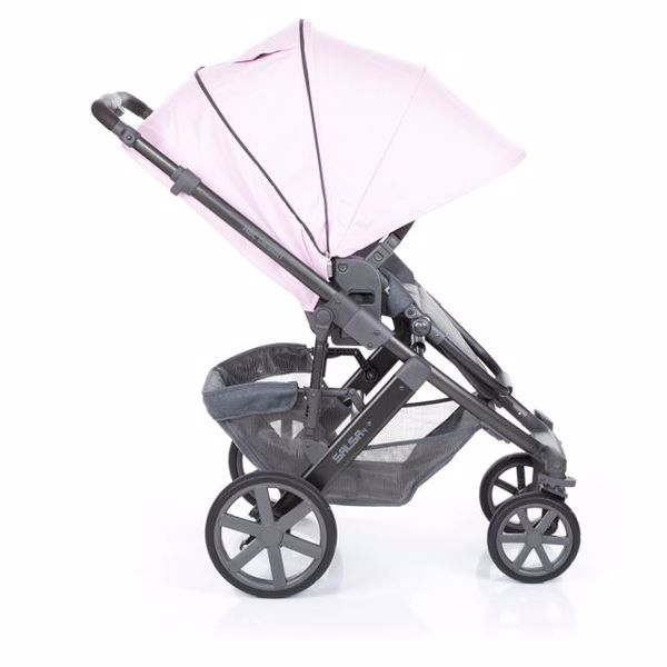 ABC Design Salsa 4 with Carrycot Rose babakocsi - Brendon - 134194