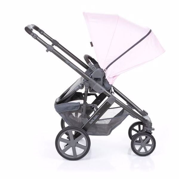 ABC Design Salsa 4 with Carrycot Rose babakocsi - Brendon - 134195