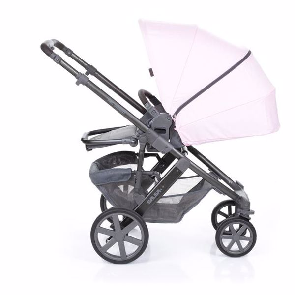 ABC Design Salsa 4 with Carrycot Rose babakocsi - Brendon - 134196