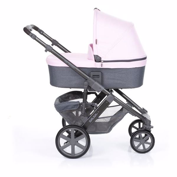 ABC Design Salsa 4 with Carrycot Rose babakocsi - Brendon - 134197