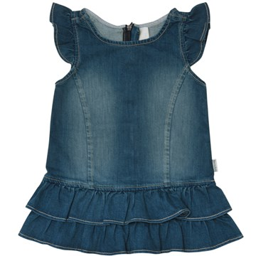 9fbc852975a0 Brendon Berni Denim dievčenské šaty