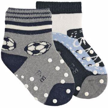 Sterntaler 8111822/2pcs 300 Marine ponožky - Brendon - 134584