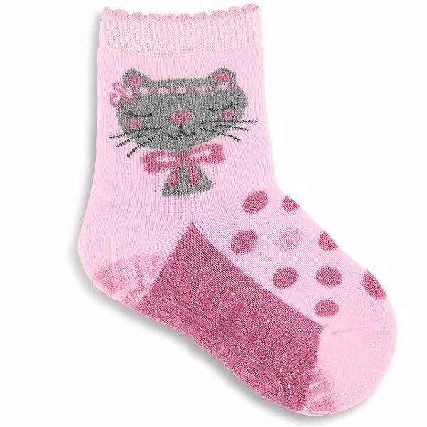 Sterntaler 8141810 702 Rose ponožky - Brendon - 134609