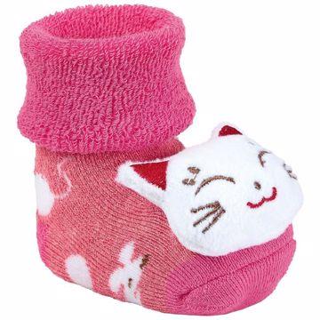 Sterntaler 8441804 816 Beerenr. Mel. ponožky - Brendon - 134613