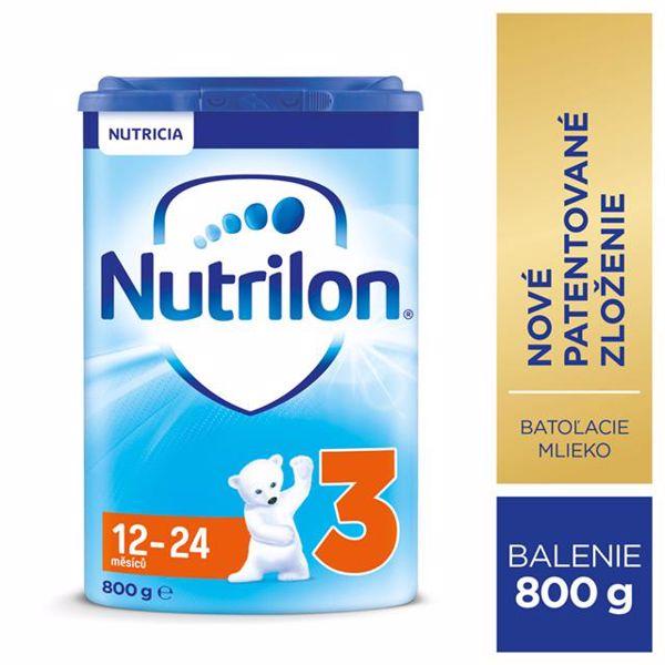 Nutrilon 3 800g  kojenecké mlieko - Brendon - 134806