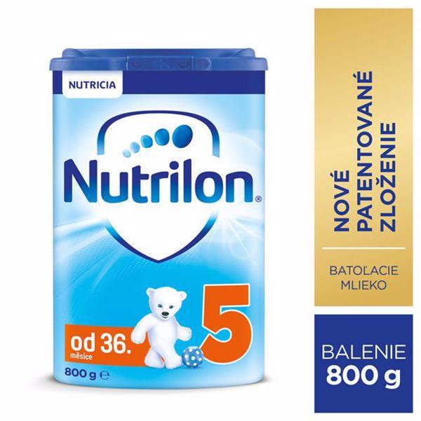 Nutrilon 5 800g  kojenecké mlieko - Brendon - 134810