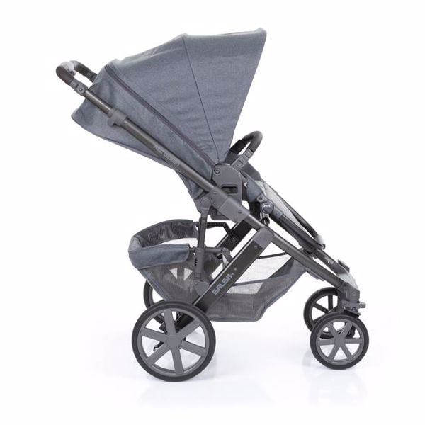 ABC Design Salsa 4 with Carrycot Mountain detský kočík - Brendon - 135166
