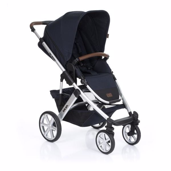 ABC Design Salsa 4 with Carrycot Shadow detský kočík - Brendon - 135182
