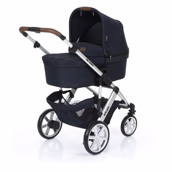 ABC Design Salsa 4 with Carrycot Shadow detský kočík - Brendon - 135183