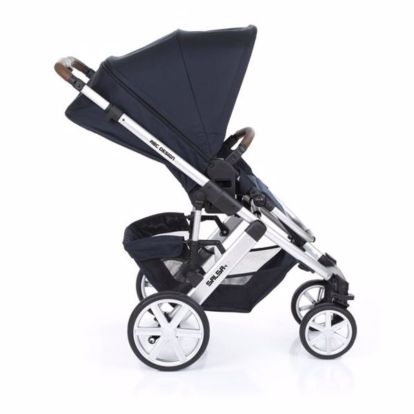 ABC Design Salsa 4 with Carrycot Shadow detský kočík - Brendon - 135184