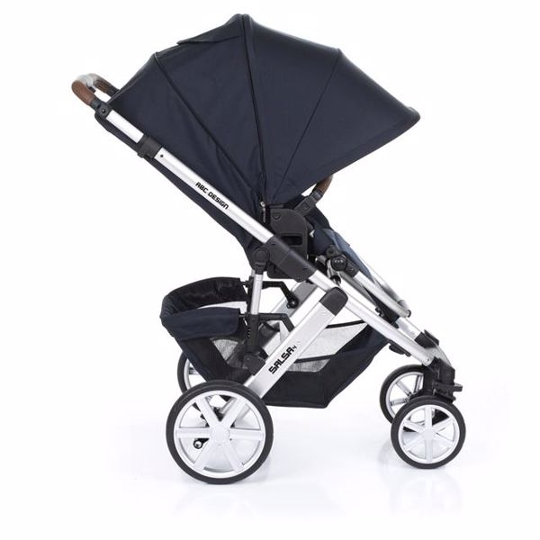 ABC Design Salsa 4 with Carrycot Shadow detský kočík - Brendon - 135185