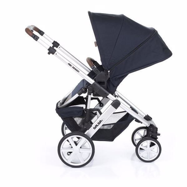 ABC Design Salsa 4 with Carrycot Shadow detský kočík - Brendon - 135186