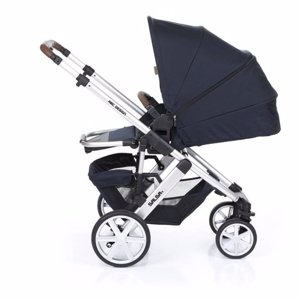 ABC Design Salsa 4 with Carrycot Shadow detský kočík - Brendon - 135187