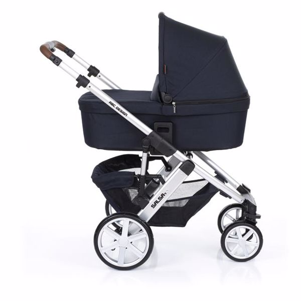 ABC Design Salsa 4 with Carrycot Shadow detský kočík - Brendon - 135188