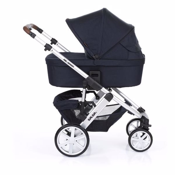 ABC Design Salsa 4 with Carrycot Shadow detský kočík - Brendon - 135189