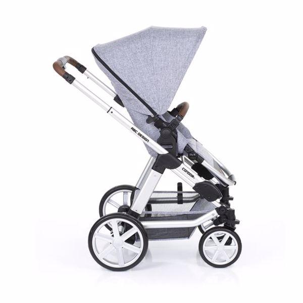 ABC Design Condor 4 Graphite Grey babakocsi - Brendon - 136314
