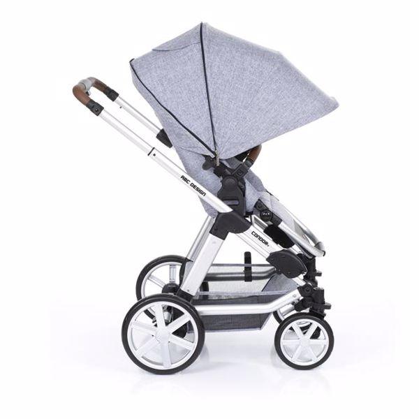 ABC Design Condor 4 Graphite Grey babakocsi - Brendon - 136315