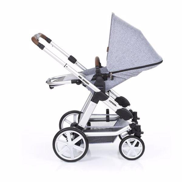 ABC Design Condor 4 Graphite Grey babakocsi - Brendon - 136317