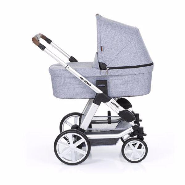 ABC Design Condor 4 Graphite Grey babakocsi - Brendon - 136318