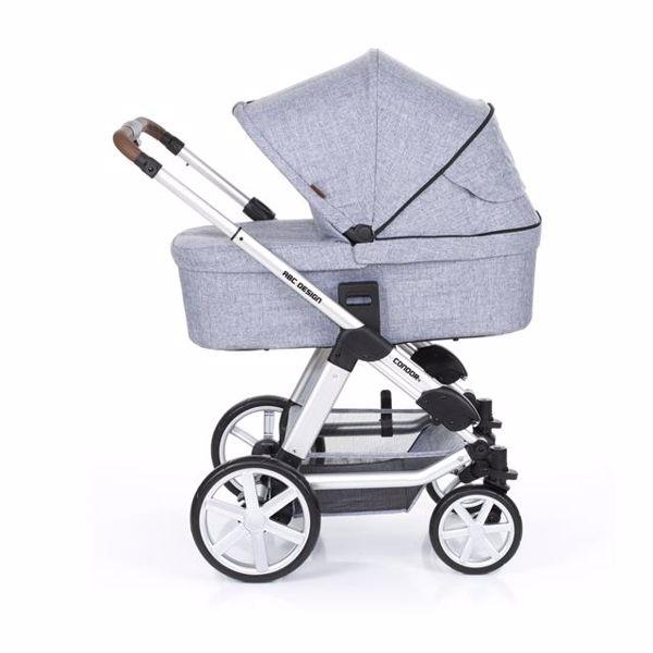 ABC Design Condor 4 Graphite Grey babakocsi - Brendon - 136319