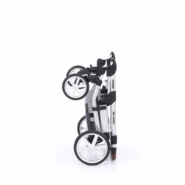 ABC Design Condor 4 Graphite Grey babakocsi - Brendon - 136320