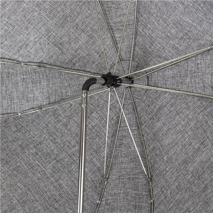ABC Design Sunny Graphite Grey napernyő - Brendon - 136365