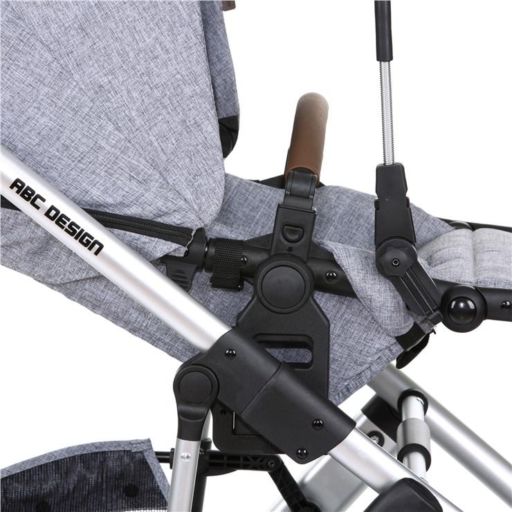 ABC Design Sunny Graphite Grey napernyő - Brendon - 136367