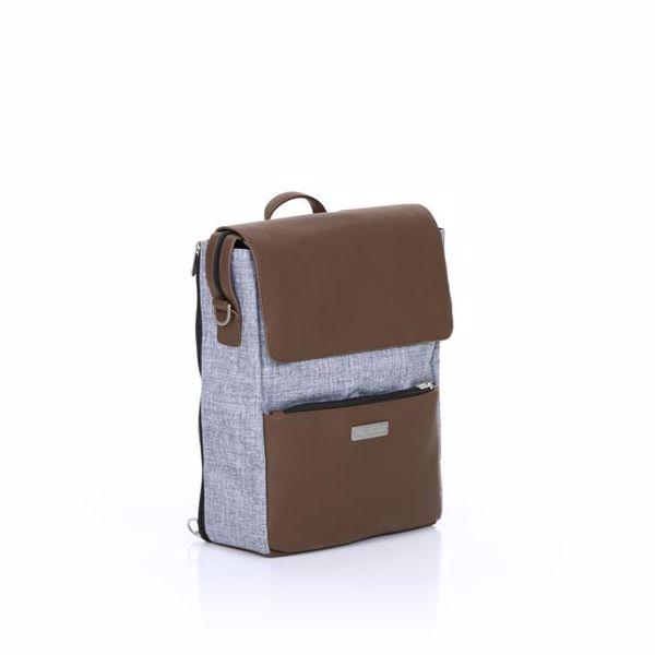 ABC Design Backpack City Graphite Grey hátizsák - Brendon - 136378