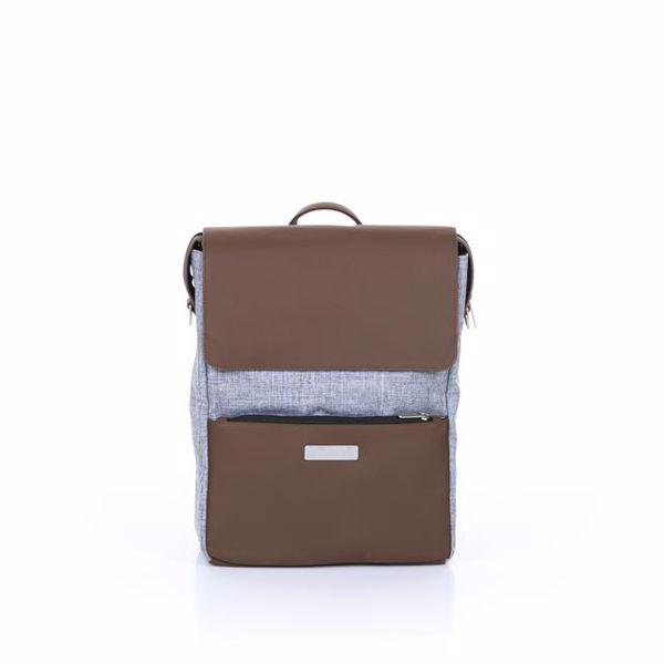ABC Design Backpack City Graphite Grey hátizsák - Brendon - 136379