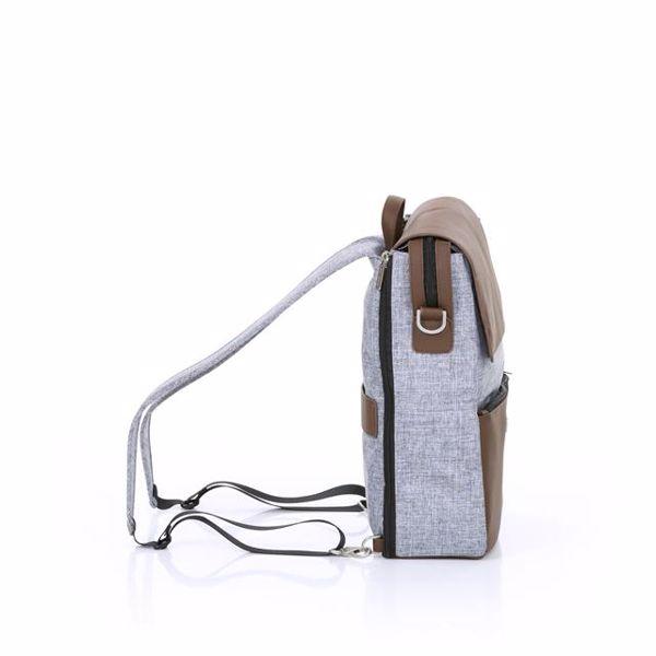 ABC Design Backpack City Graphite Grey hátizsák - Brendon - 136380