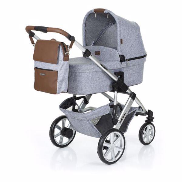 ABC Design Backpack City Graphite Grey hátizsák - Brendon - 136383