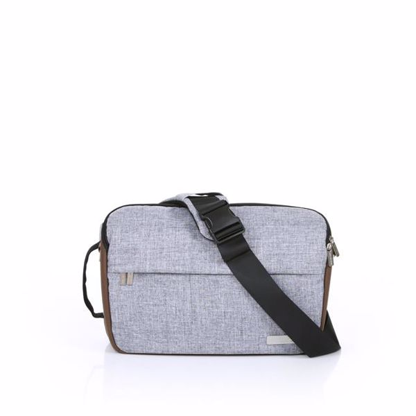 ABC Design Shoulder Bag Slide Graphite Grey pelenkázótáska - Brendon - 136425