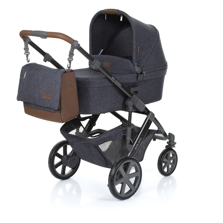 ABC Design Diaper Bag Fixator Cloud táskatartó - Brendon - 136508