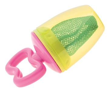 Canpol babies Fresh food BPA Free 5 m+ Pink pépesítőcumi - Brendon - 136581