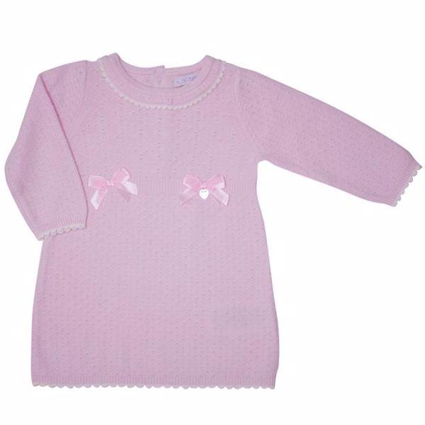 Bluesbaby PP0168/2pcs Pink 2 részes lánykaruhás garnitúra - Brendon - 137205